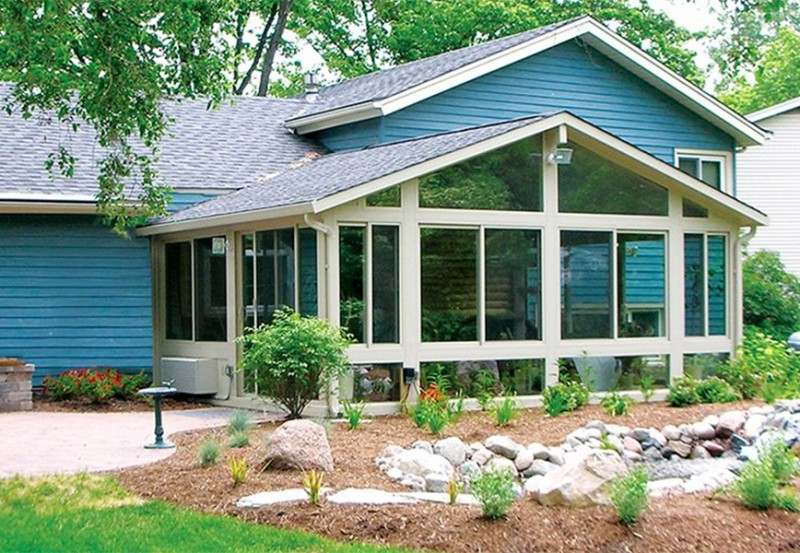 California Sunroom And Patio Room Cost